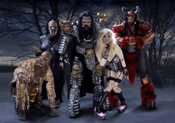 Finland,Heavy Metal, Hard Rock,Lordi, AFM Records, News,2018,