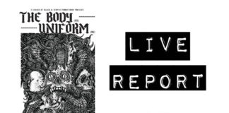 Sludge,Punk, Hardcore,Rock,Experimental Sludge,Doom Metal,Noise,Industrial,At a Loss Recordings,U.S.A.,The Body. Uniform, Tugdam, Temple Athens, Greece, Live, Reports, News,2018,