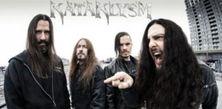 Kataklysm, Death. Nuclear Blast, 2018, News, Video, Canada