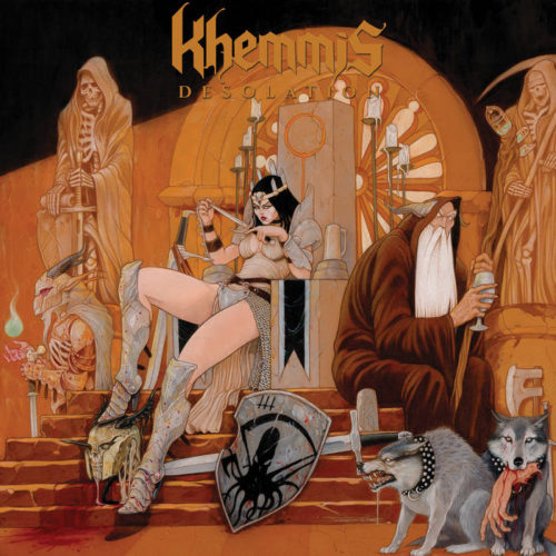 Khemmis, News, 2018, 20 Buck Spin Records, Nuclear Blast Records,Doom, Heavy Metal