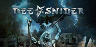 Dee Snider, News, Lyric Video, 2018, HEavy, Napalm Records