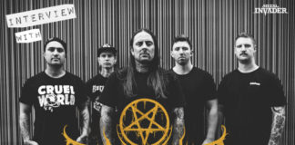 Interviews, News, 2018, Deathcore, Thy Art Is Murder, Nuclear Blast Records, Australia, An Club, Hardtimes Athens,
