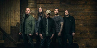 All That Remains, Metalcore, News, 2018, U.S.A.