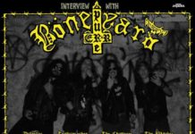 Boneyard, Speed, Thrash, Black, 2018, News, Interviews, Greece