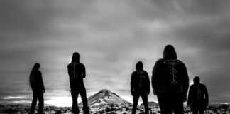 Carpe Noctem, Black, Iceland, Code666, News, 2018