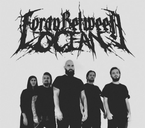 Foray Between Ocean, Greece, 2018, News, Lyric Video, Miasma Records, Post, Melodic Death, Death