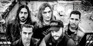 Melodic Heavy Metal, Greece, Symmetric Records,News, Interviews,2018,Terra IncΩgnita