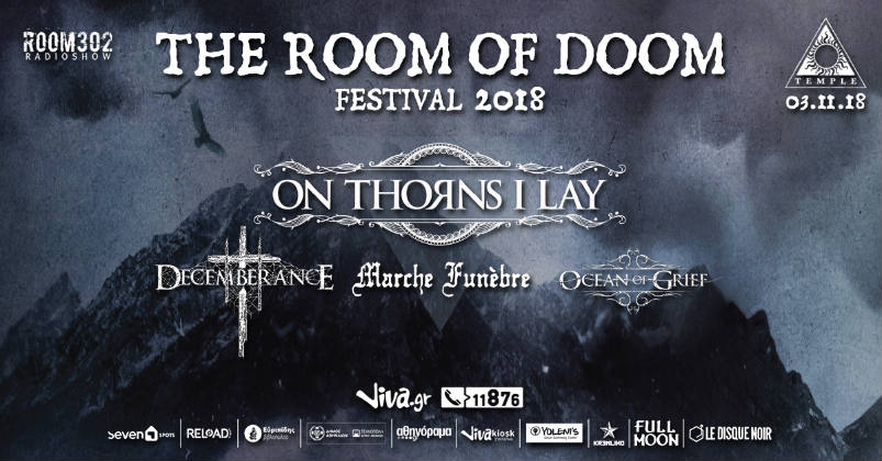 The Room Of Doom festival
