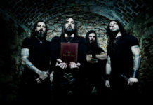 Rotting Christ, News, Lyric Video, 2018, Season Of Mist, Greece, Black