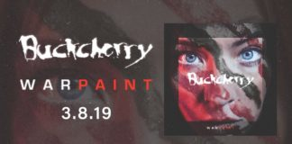 Buckcherry, News,2019, Century Media Records, Red Music, News,2019, U.S.A.,Rock