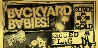 Single,Sweden,Backyard Babies, Century Media Records, News, Video, 2019, Rock,