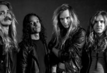 Enforcer, Heavy, Speed, Sweden, Nuclear Blast, 2019, News