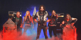 Speed Metal, Vulture, News, Metal Blade Records, News, 2019, Teaser Video,Germany,