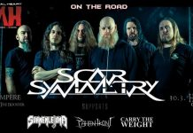Sweden,Melodic Death,Groove Metal, Nuclear Blast Records,Scar Symmetry, News,2019,