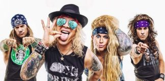 U.S.A., Steel Panther, Glam, Sleaze, Hard Rock, News, Video, 2019