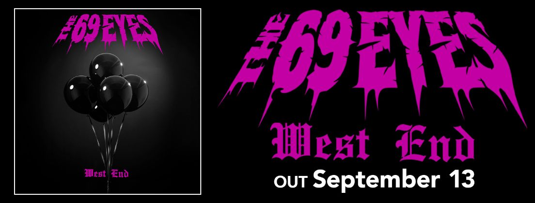 The 69 Eyes, Gothic, News, Video, Finland, 2019, Nuclear Blast