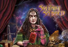 Solitary Sabred, Heavy, Power, 2019, News, No Remorse Records, Cyprus