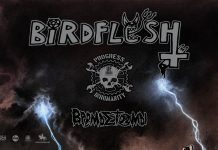 Βρωμόστομοι,Progress of Inhumanity,Grindcore, Birdflesh, Temple Athens, News,2019, Live,