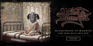 Heavy Metal, News,2019, King Diamond,Denmark,Metal Blade Records