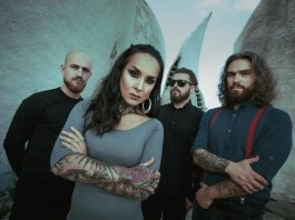 Groove, Metalcore,Jinjer, Video,2017,Arch Enemy,Napalm Records,Ukraine