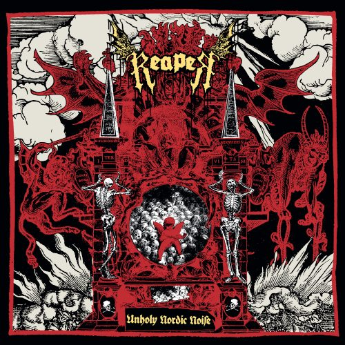 Reaper, Sweden, Black Metal, Speed Metal, News, 2019, Iron Bonehead Productions,