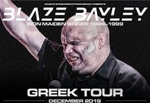 Blaze Bayley, Serpent Lord, Vile Extortion