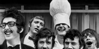 Monty Python, Terry Jones, News,2020, U.K.,