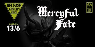 Release Athens, News,2020, Mercyful Fate, Heavy Metal,