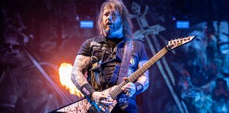 Gary Holt, News,2020, Corona Virus, Exodus, Slayer, Thrash Metal, U.S.A.