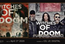 Gothic,Stoner,Doom Metal, Witches Of Doom , Italy, News,YouTube, 2020, My Kingdom Music