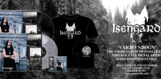 Isengard, Fenriz, News, Norway, Peaceville Records, 2020, Folk, Black