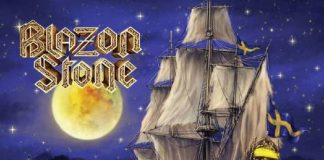 Stormspell Records, Blazon Stone, Power, Speed, Sweden, 2020, News, Video,