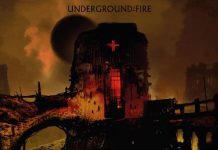 Underground Fire, 2020, News, Reviews, Albums, Sweden, Gothic, Rock, Critical Mass Recordings