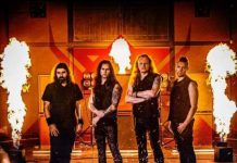Firewind, Heavy, Power, News, Video, 2021, Greece, AFM Records