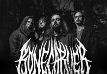 Bonecarver, Spain, 2021, Unique Leader Records, Technical, Deathcore, Brutal Death