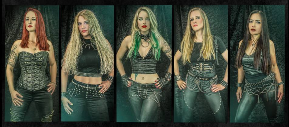 Burning Witches, Heavy, Power, News, Switzerland, 2021, Video, Nuclear Blast Records, News