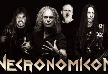 Necronomicon , Thrash, 2021, News, Germany, Lyric Video, El Puerto Records