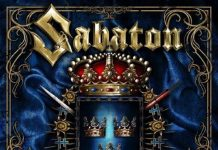 Sabaton, Sweden, 2021, News, Video, Nuclear Blast Records