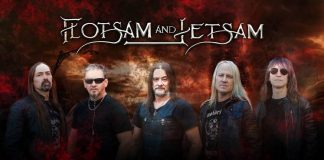 Flotsam & Jetsam, 2021, News, AFM Records, U.S.A., Power. Thrash