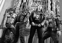 Desaster, Germany, 2021, News, Lyric Video, Metal Blade Records, Black, Thrash